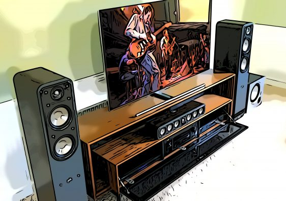 Home Surround Sound System